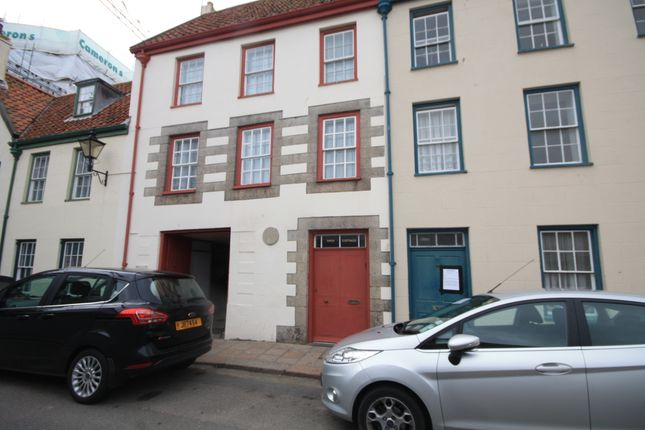2 bed cottage for sale in 3 Hue Street, St Helier