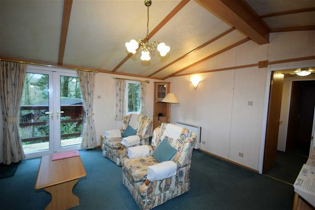 Lounge of 33, Kingfisher Glade, Plas Dolguog, Machynlleth, Powys SY20