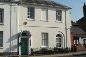 Thumbnail Office to let in Old Bank House, High Street, Odiham