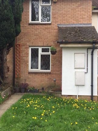 Thumbnail Terraced house to rent in Peplow Close, West Drayton, Middlesex