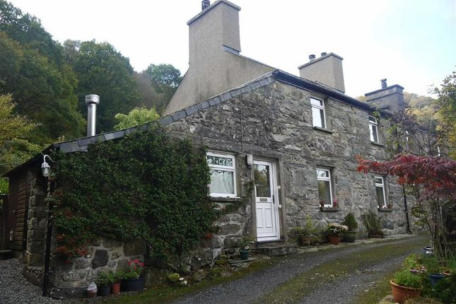 Thumbnail Semi-detached house for sale in Ty'r Nant, Maentwrog, Gwynedd