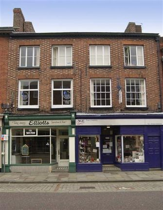 Office to let in Market Place, Macclesfield