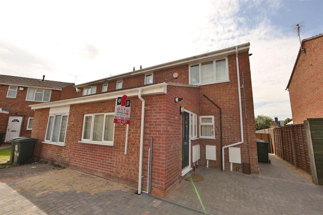 2 bed flat to rent in Delage Close, Longford, Coventry