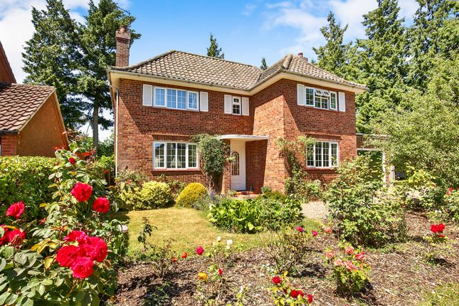 Thumbnail Detached house for sale in Whitegates Close, Hethersett, Norwich