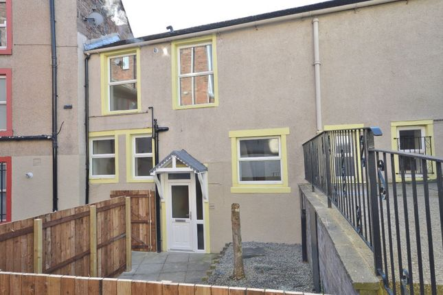 Thumbnail Town house for sale in Cornmarket, Penrith