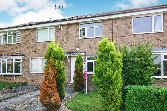 Thumbnail Terraced house for sale in Wheatley Drive, Haxby, York