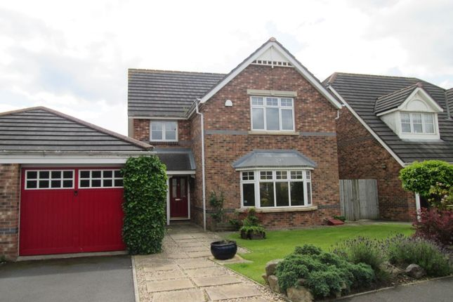Thumbnail Detached house to rent in Sunningdale, Whitley Bay