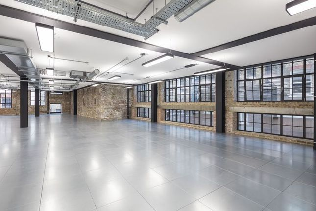 Thumbnail Office to let in Hatton Wall, London