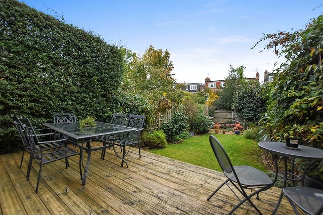4 bed terraced house for sale in Observatory Road, London