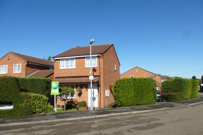 Thumbnail Detached house for sale in Kingfisher View, Birmingham