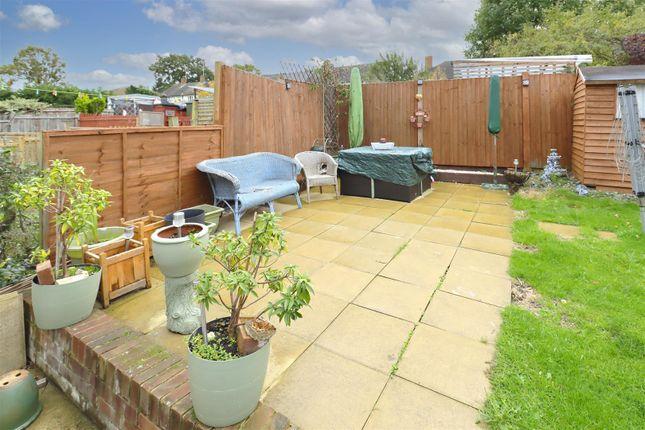 Rear Garden of Gateshead Road, Borehamwood WD6