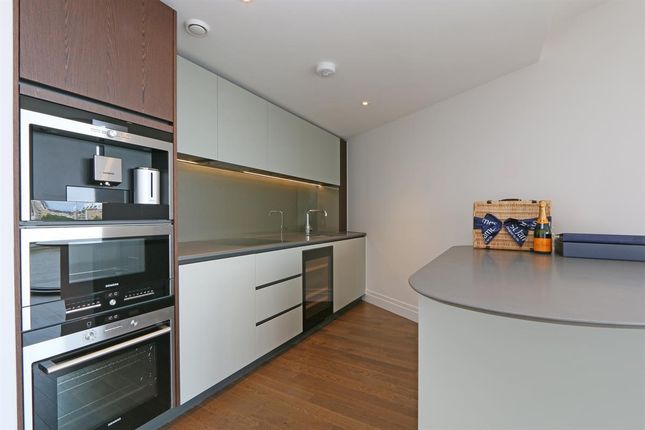 Thumbnail Flat for sale in River Light Three, Nine Elms