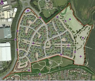 Thumbnail Land for sale in Eastboro Way, Nuneaton, Warwickshire