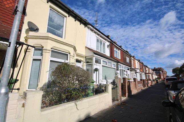Thumbnail Terraced house to rent in London Avenue, Portsmouth
