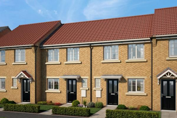 """2 bed property for sale in """"The Normanby At Thornvale"""" at South View, Spennymoor"""