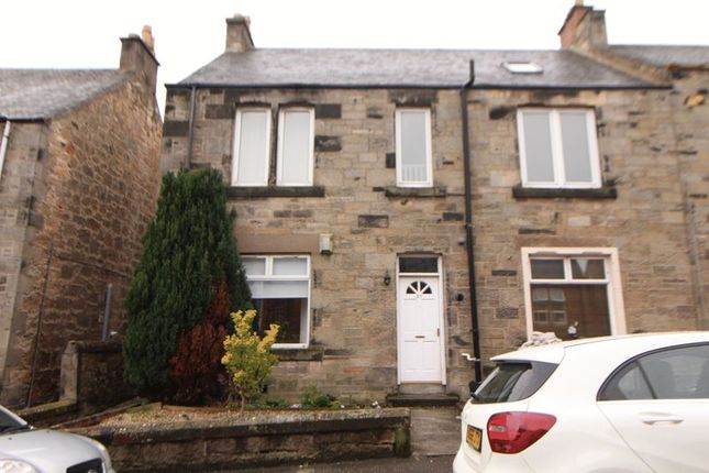 External of Balfour Street, Kirkcaldy KY2