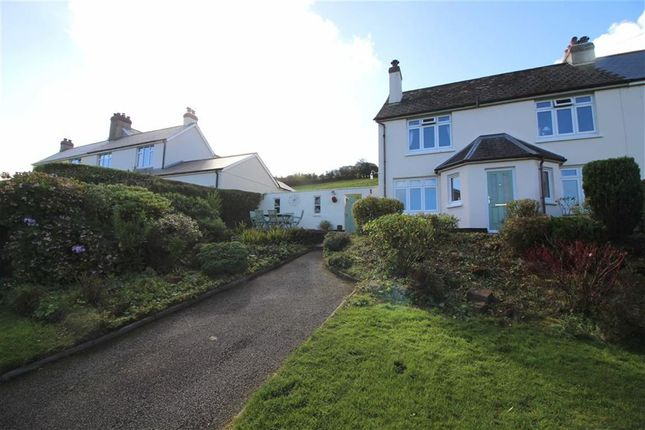 Thumbnail Semi-detached house for sale in Shirwell Road, Barnstaple
