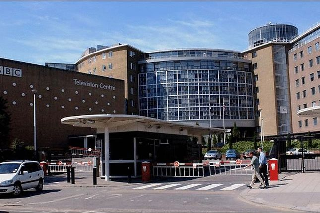Thumbnail Flat for sale in Television Centre, Wood Lane, White City, London