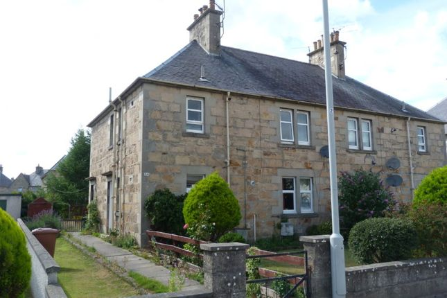 Thumbnail Flat to rent in 84 Newmill Road, Elgin