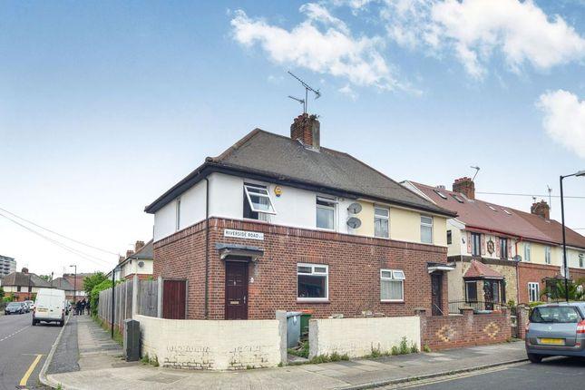 Thumbnail Terraced house for sale in Riverside Road, London