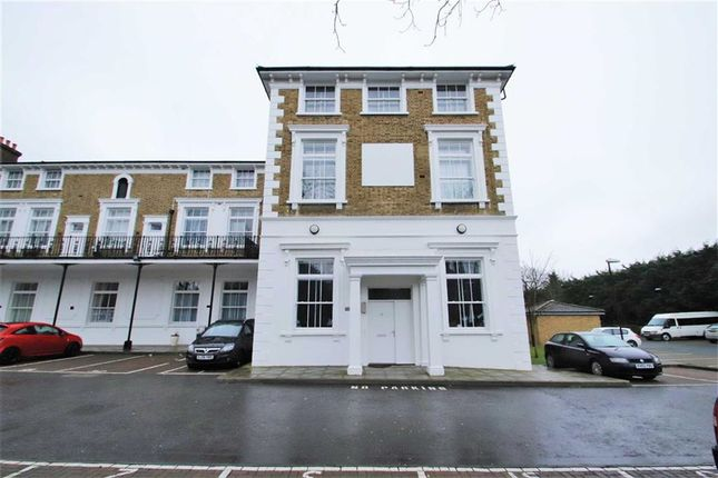 Thumbnail Flat for sale in Woolwich Road, London