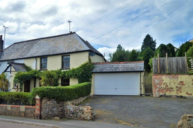 Thumbnail Semi-detached house for sale in Fore Street, North Tawton, Devon