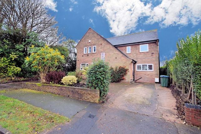 Thumbnail Detached house for sale in Shire Close, Oldbury