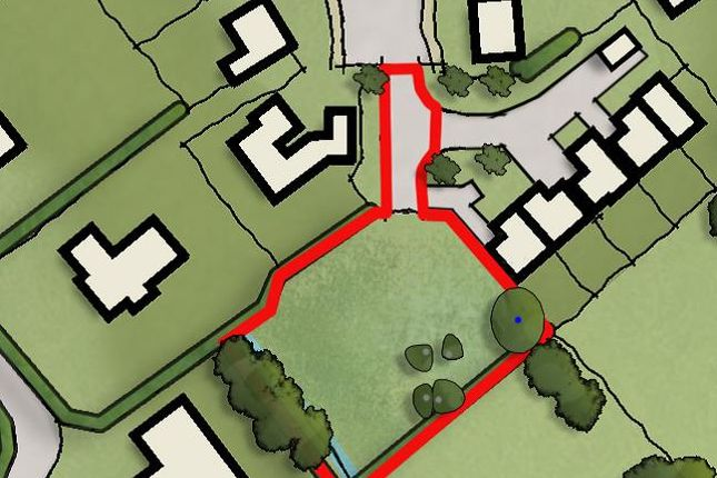 Thumbnail Land for sale in The Mews, Lydiard Millicent, Royal Wootton Bassett, Swindo