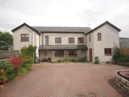 Thumbnail Detached house for sale in Colt House Lane, Ulverston