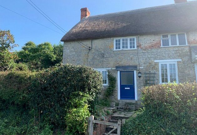 2 bed semi-detached house to rent in Holly Lodge, Crook Hill, Netherbury, Bridport DT6