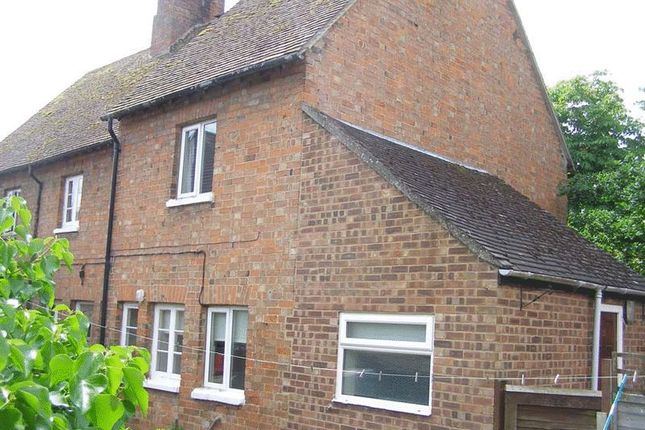 Thumbnail Terraced house to rent in Church Street, Ducklington, Witney