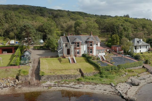 Thumbnail Semi-detached house for sale in Woodruff, Portincaple, Argyll & Bute
