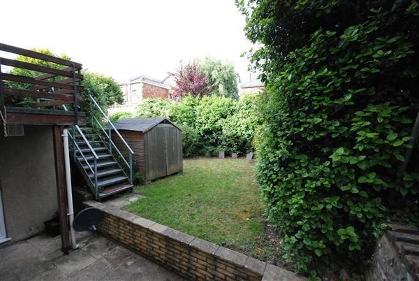 Garden of Alexandra Park, Redland, Bristol BS6