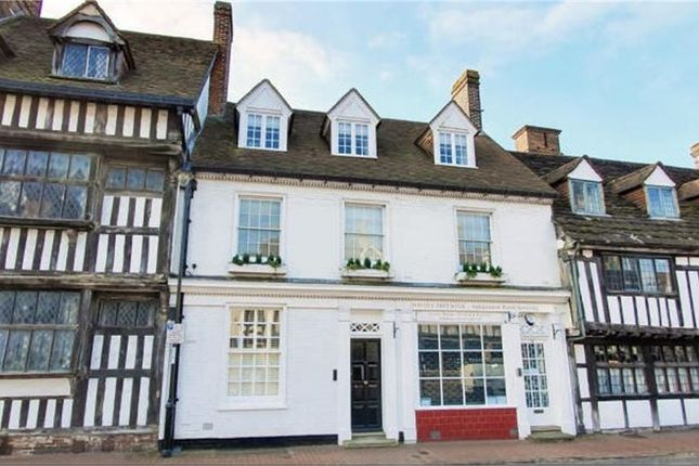 Thumbnail Terraced house for sale in High Street, East Grinstead, West Sussex