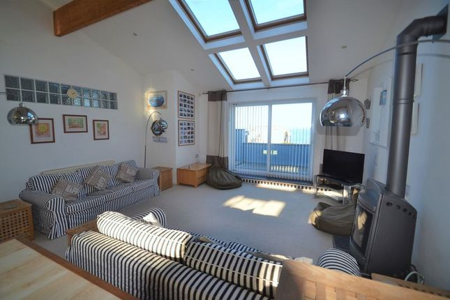 Thumbnail Detached bungalow for sale in Westward Road, St Ives, Cornwall