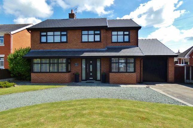 Thumbnail Detached house for sale in Lytham Road, Freckleton, Preston