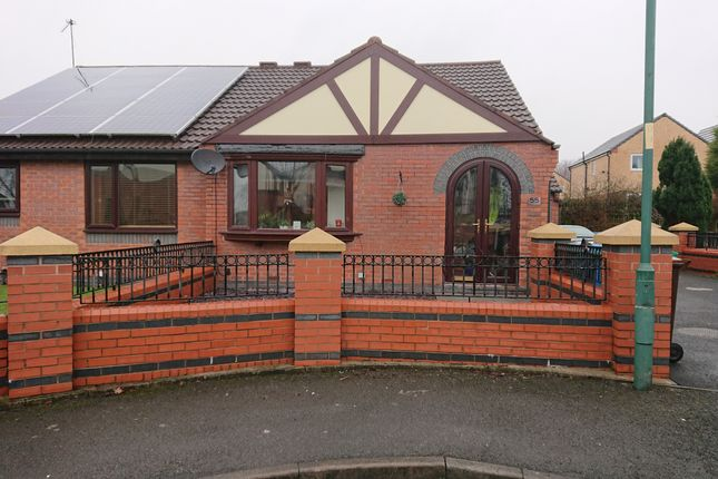 2 bed bungalow to rent in Hartwell Close, Beswick, Manchester M11
