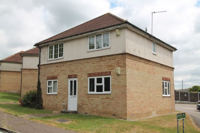 Thumbnail Flat for sale in Seaview Avenue, Vange, Basildon