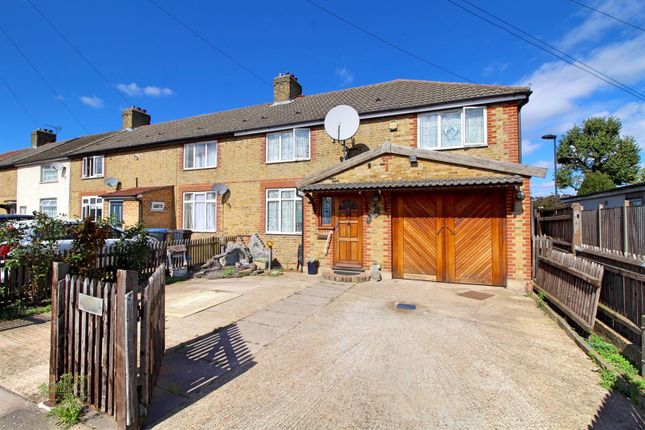 Thumbnail 5 bed end terrace house for sale in Thornaby Gardens, Edmonton