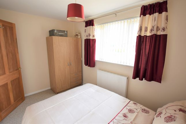 Bedroom Two of Castle Drive, Pevensey Bay BN24