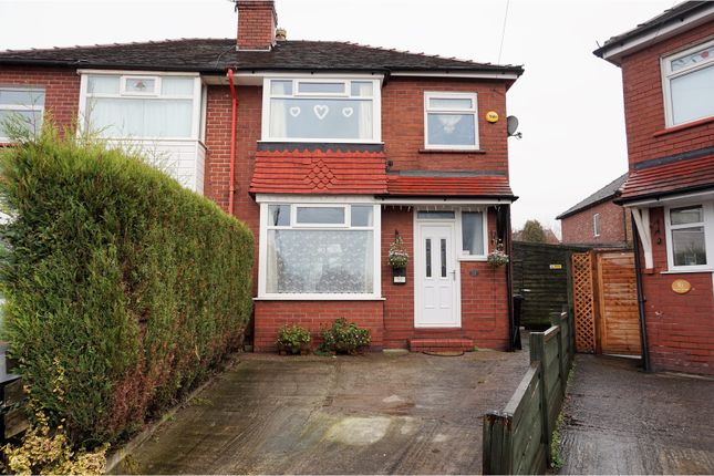 3 bed semi-detached house for sale in Trevor Grove, Stockport