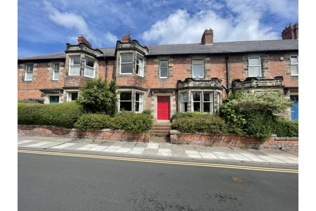Thumbnail Terraced house to rent in Howard Road, Morpeth