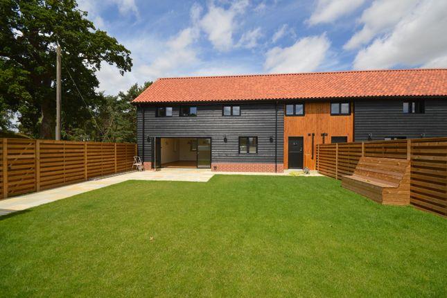 Thumbnail Barn conversion to rent in Main Road, West Bilney, Kings Lynn, Norfolk