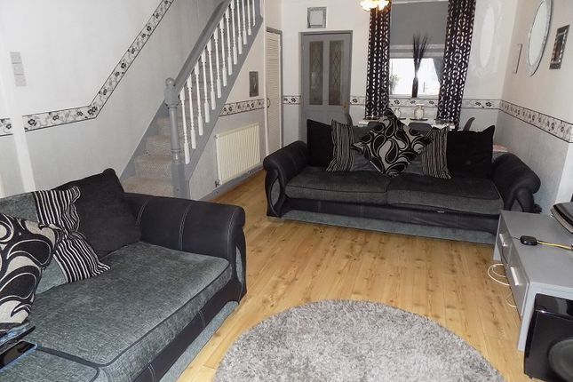 Thumbnail Terraced house for sale in Senghenydd Street, Treorchy, Rhondda, Cynon, Taff.