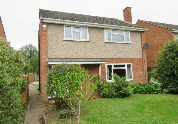 Thumbnail Detached house to rent in Hallow Road, Worcester