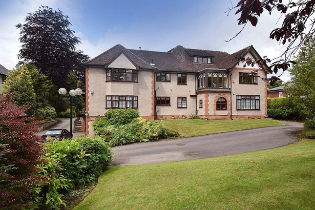 Thumbnail Flat for sale in Broad Lane, Hale, Altrincham