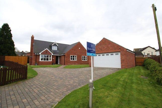 Thumbnail Bungalow to rent in Grange Court, Biddulph, Stoke-On-Trent