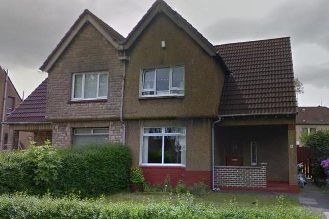 Thumbnail Semi-detached house to rent in Cairntoul Place, Glasgow