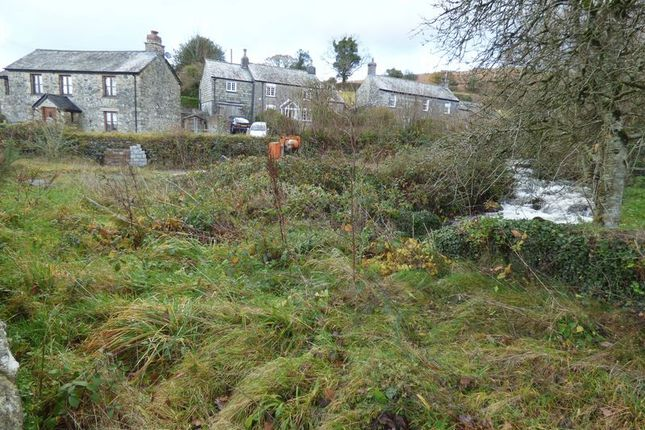 Thumbnail Land for sale in Peter Tavy, Tavistock