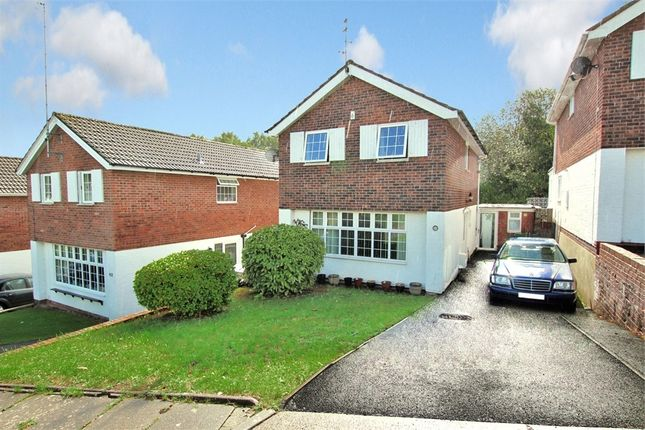Thumbnail Detached house for sale in Woodvale Avenue, Cyncoed, Cardiff